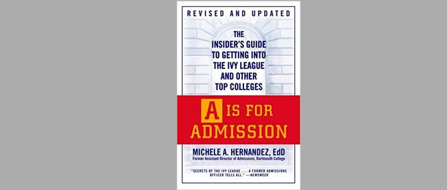 Books to Read 2 | A Is for Admission